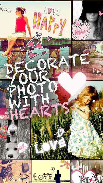My Heart Camera 無料でかわいいハートのカメラのスクリーンショット_2