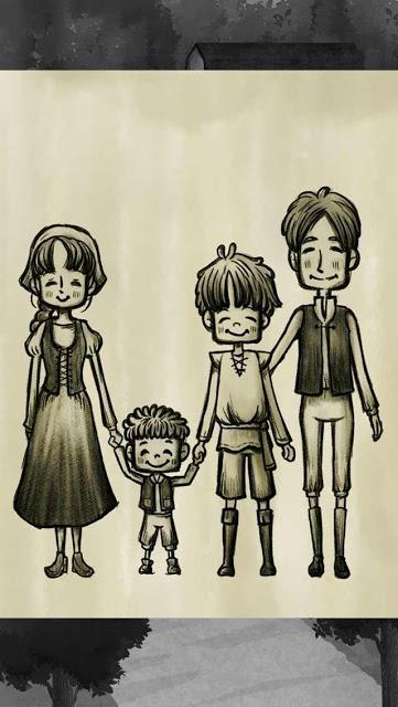 僕と弟と毒キノコと幸せ  【育成ゲーム,放置ゲーム】のスクリーンショット_2