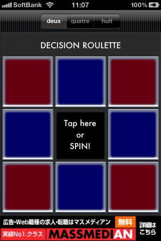Decision Rouletteのスクリーンショット_3