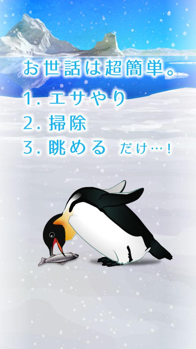 癒しのペンギン育成ゲームのスクリーンショット_2