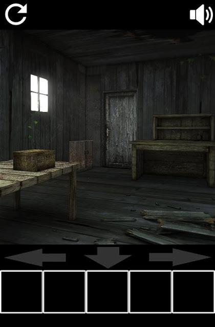 脱出ゲーム 廃墟探索のスクリーンショット_1