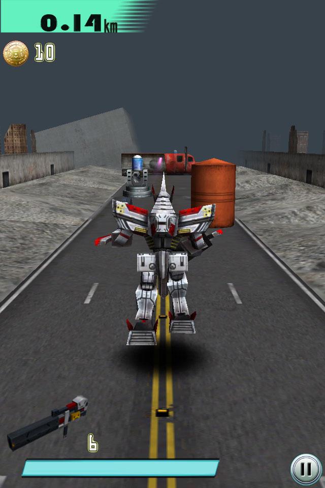 Iron Runのスクリーンショット_3
