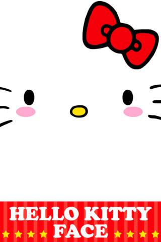 HELLO KITTY FACEのスクリーンショット_2