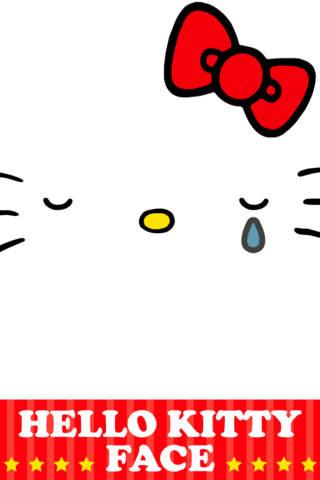HELLO KITTY FACEのスクリーンショット_3