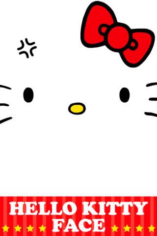 HELLO KITTY FACEのスクリーンショット_4