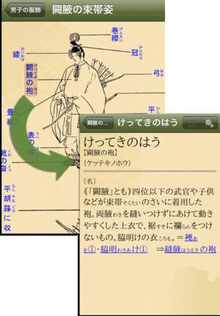 角川全訳古語辞典のスクリーンショット_3