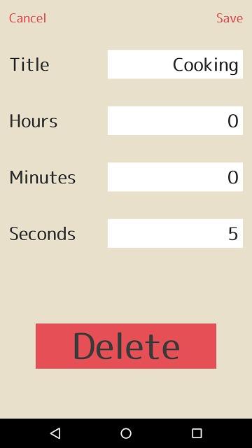 累積時間管理のスクリーンショット_3