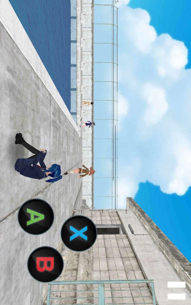 High School Simulator GirlAのスクリーンショット_1