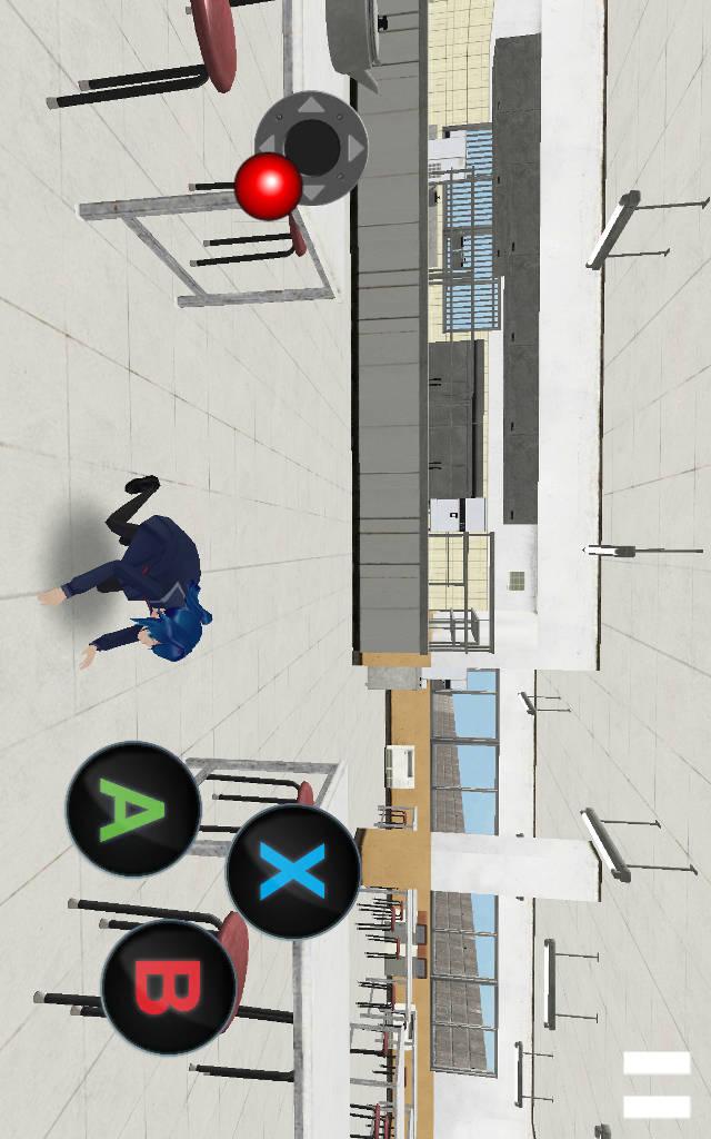 High School Simulator GirlAのスクリーンショット_4