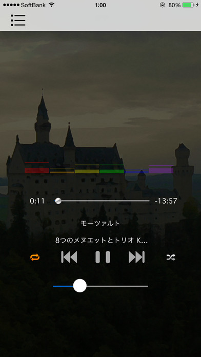 クラシックミュージック フリーのスクリーンショット_1