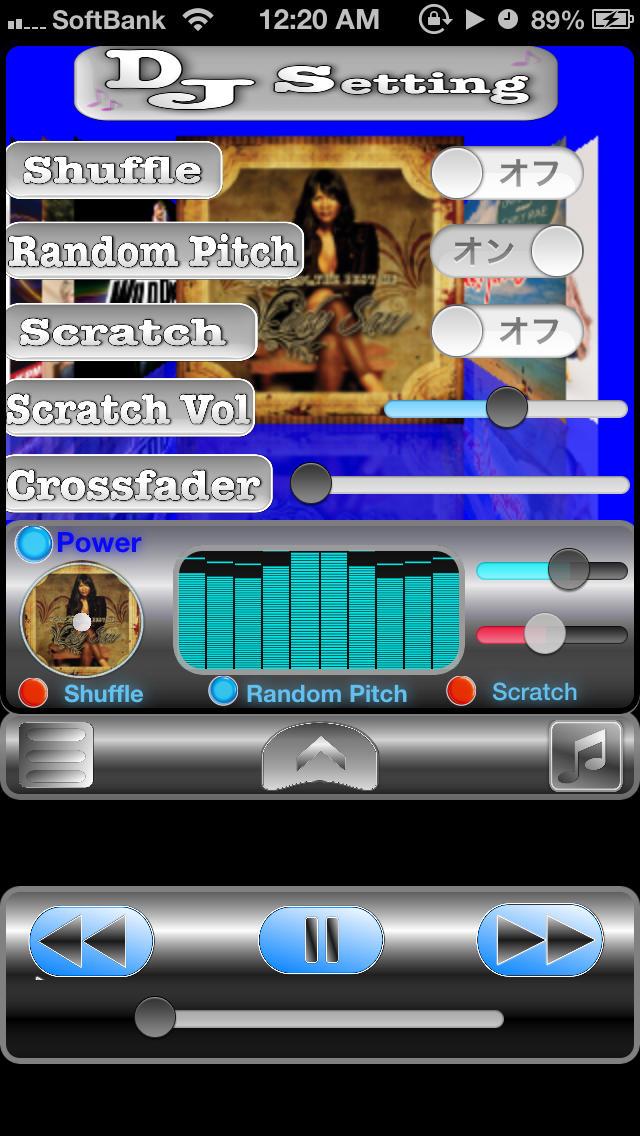 Music Tunes DJのスクリーンショット_2