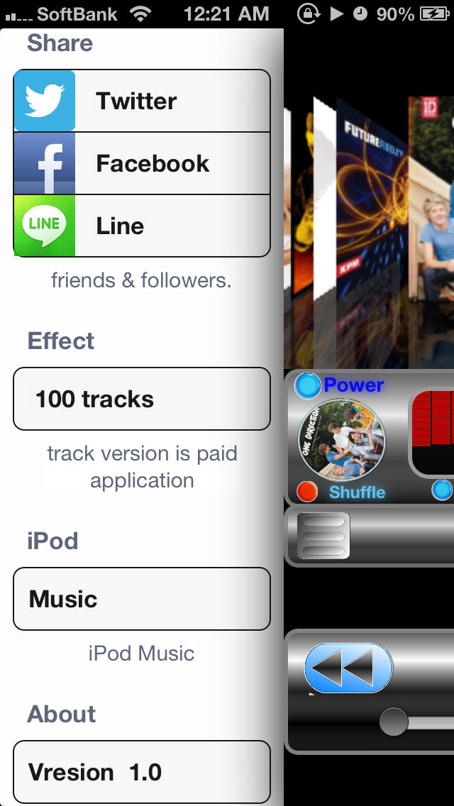 Music Tunes DJのスクリーンショット_3