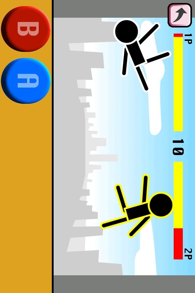 格闘ゲーム「木拳」 〜暇つぶしに人気の面白いゲーム!ハマるよのスクリーンショット_3