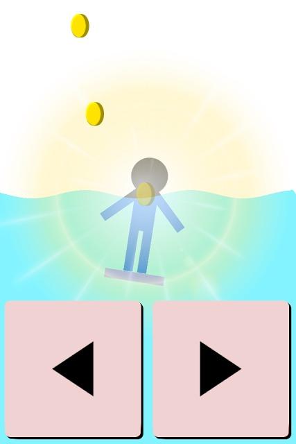 ビート板の上に立つゲーム 〜集中力UP!暇潰し無料ゲーム!〜のスクリーンショット_3