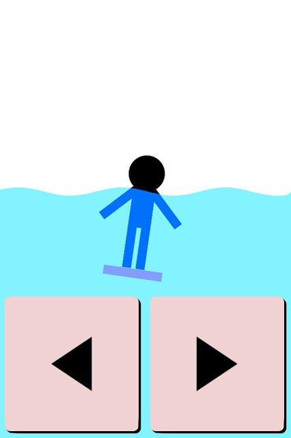 ビート板の上に立つゲーム 〜集中力UP!暇潰し無料ゲーム!〜のスクリーンショット_5