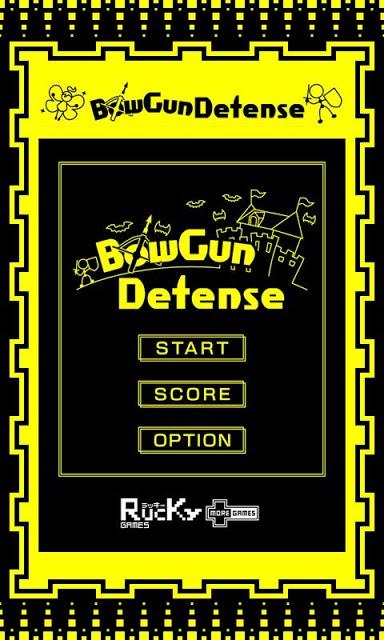 Bowgun Defenseのスクリーンショット_4