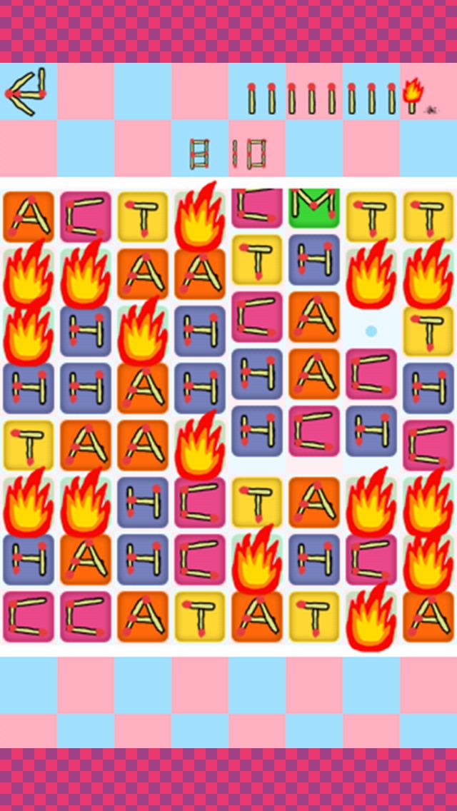 THREE MATCH PUZZLEのスクリーンショット_1