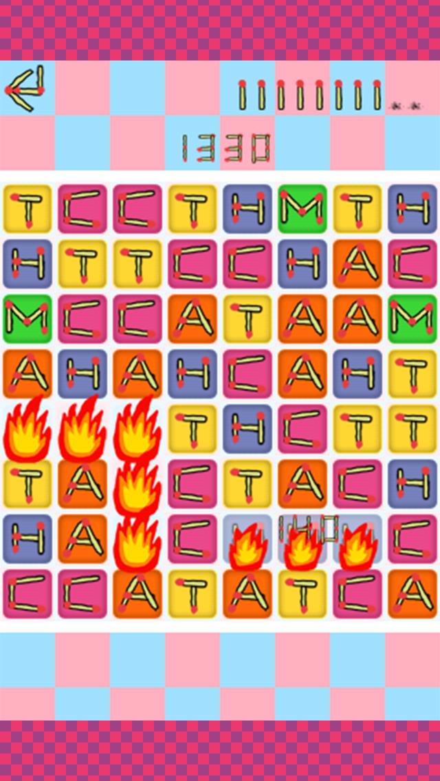 THREE MATCH PUZZLEのスクリーンショット_3