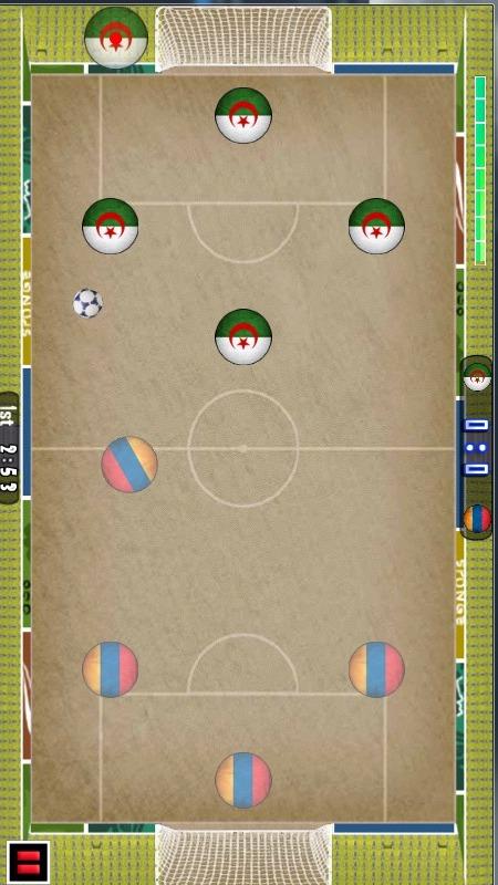 指サッカー Liteのスクリーンショット_3