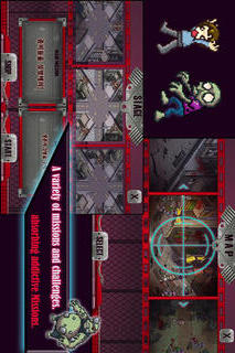 ゾンビハンター ディフェンスのスクリーンショット_1