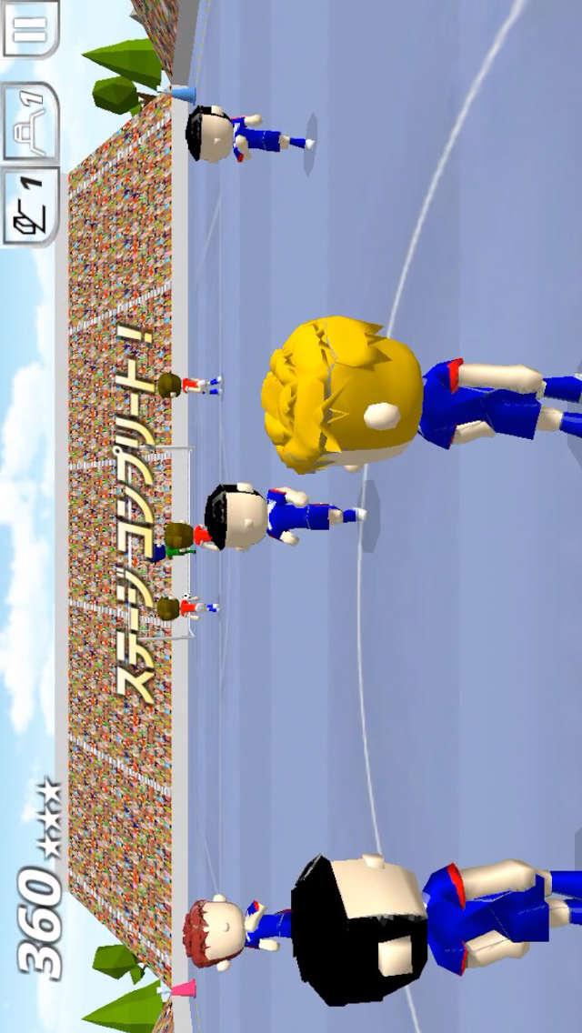 Swipy Soccer - スワイプ操作の本格ミニサッカーのスクリーンショット_4