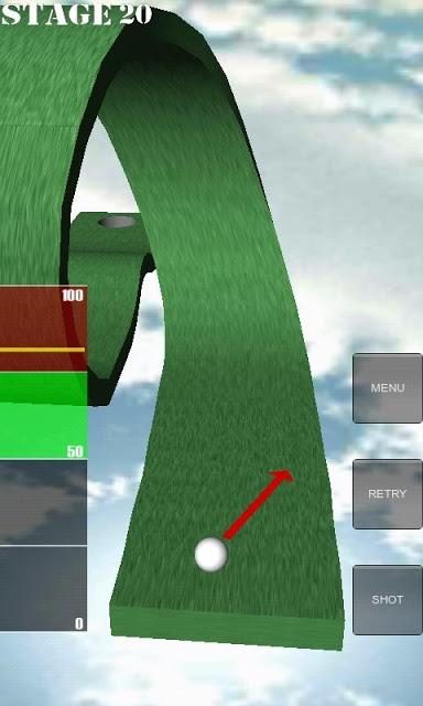 1球パターゴルフ~無理難題を攻略せよ~のスクリーンショット_3