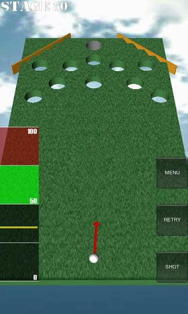 1球パターゴルフ~無理難題を攻略せよ~のスクリーンショット_4