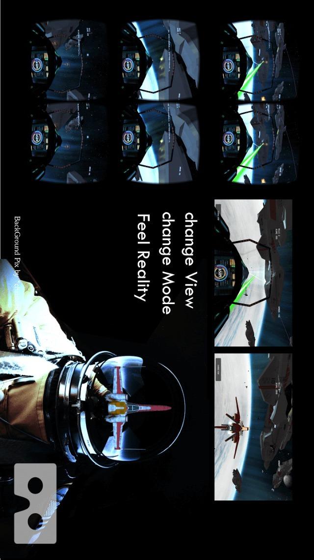 VR スターコンバットのスクリーンショット_2