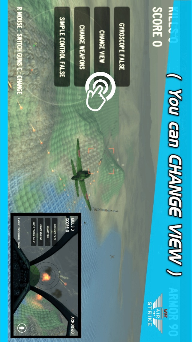 VR WW2 GPのスクリーンショット_2