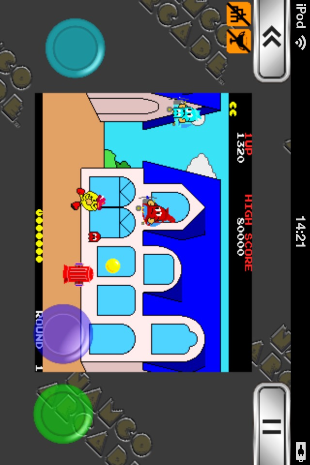 NAMCO ARCADEのスクリーンショット_5