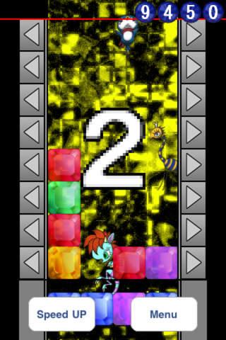 Slide Slide Falling Liteのスクリーンショット_3