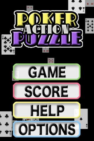Action Poker Puzzleのスクリーンショット_2