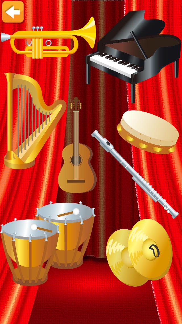 動物の鳴き声アプリ(楽器と乗り物付き)「なきごえのトライ」のスクリーンショット_5