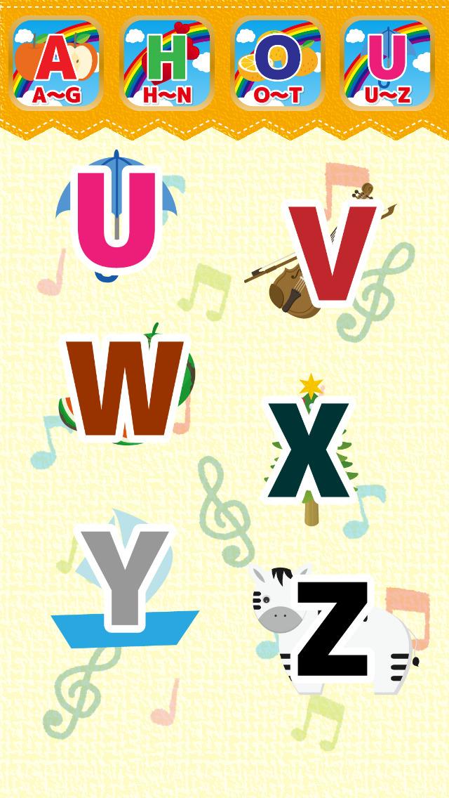 ABCタッチ-アルファベットを覚えよう!(英語)のスクリーンショット_4