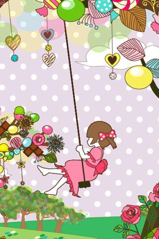 sweet tree ライブ壁紙[FL ver.]のスクリーンショット_2