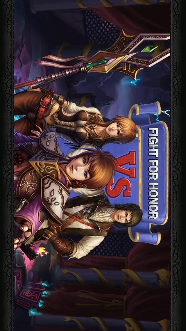 永遠の戦争バトル - 無料本格RPGのスクリーンショット_2