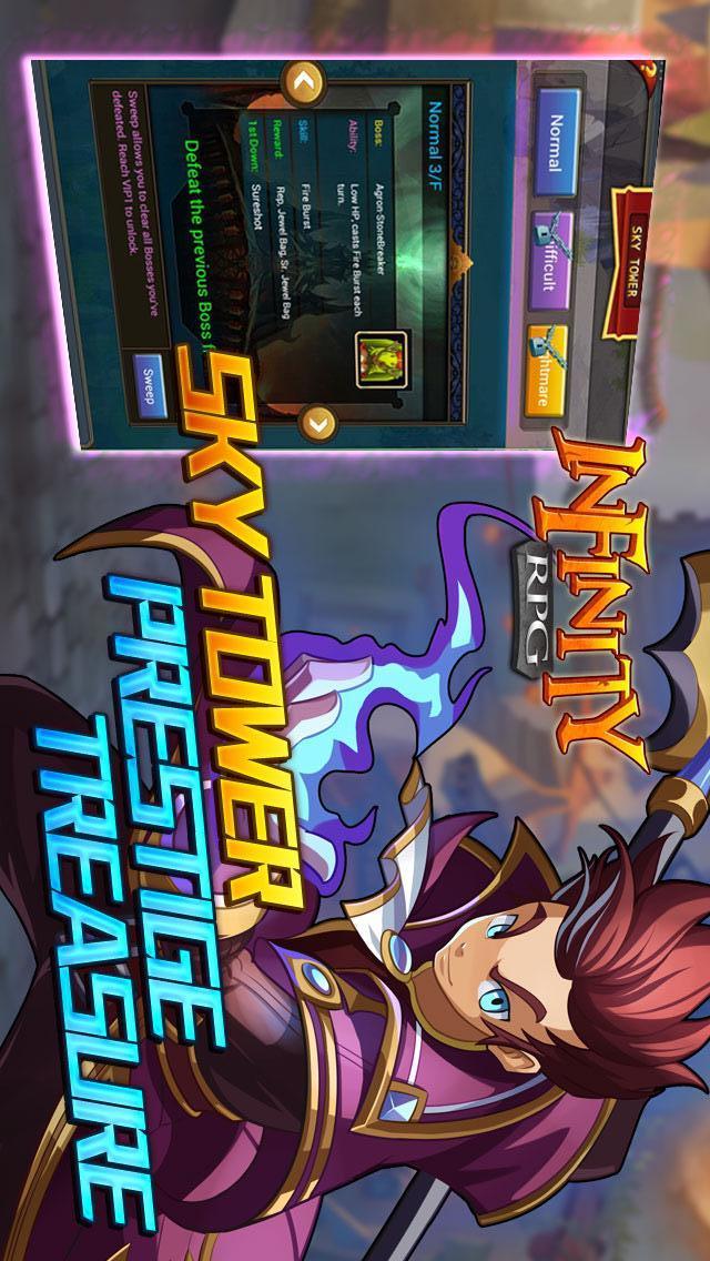 Infinity RPGのスクリーンショット_2