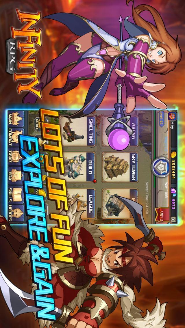 Infinity RPGのスクリーンショット_5