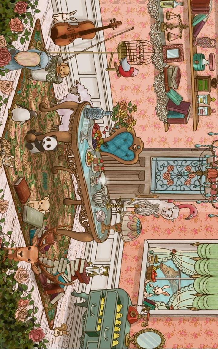 antique room ライブ壁紙[FL ver.]のスクリーンショット_1