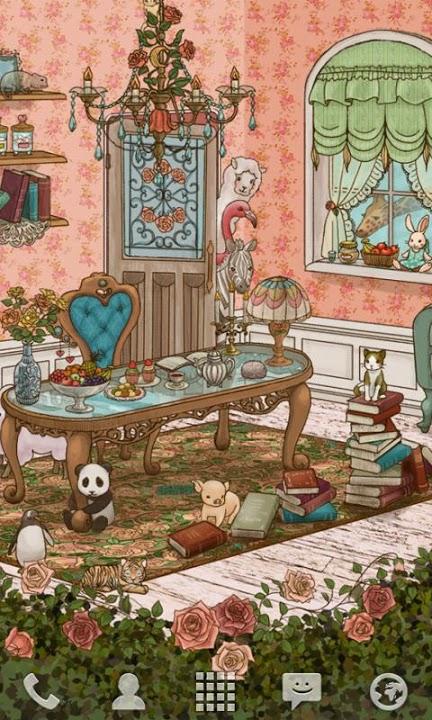antique room ライブ壁紙[FL ver.]のスクリーンショット_2