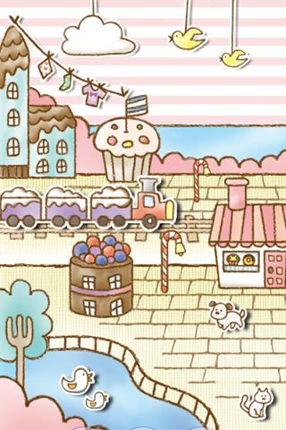 Sweets Shop ライブ壁紙 [FL ver.]のスクリーンショット_1