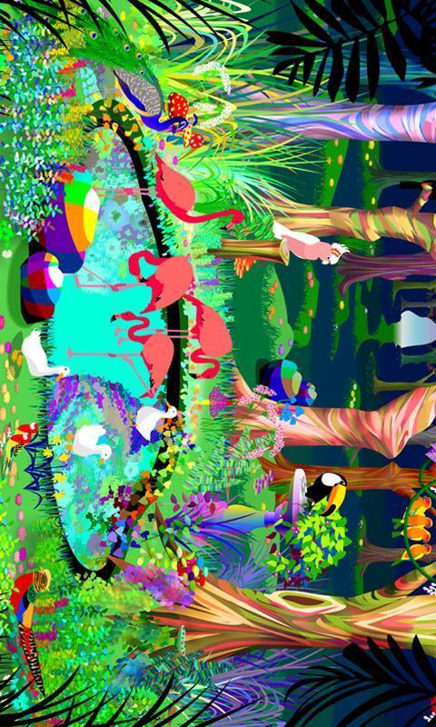 bird paradise ライブ壁紙のスクリーンショット_1