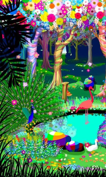 bird paradise ライブ壁紙のスクリーンショット_2