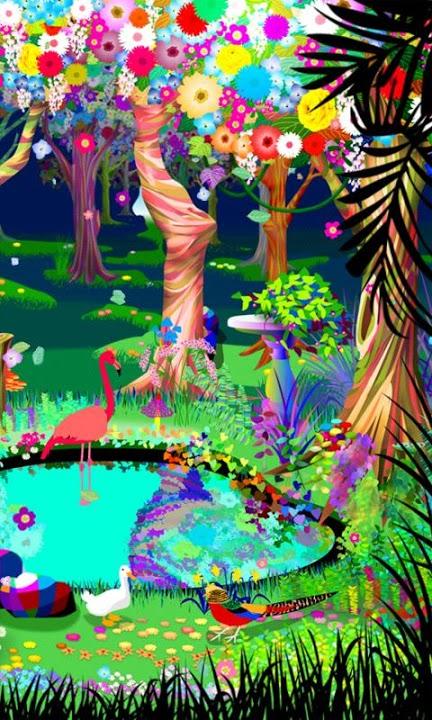 bird paradise ライブ壁紙のスクリーンショット_3