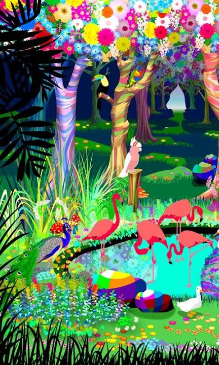 bird paradise ライブ壁紙のスクリーンショット_4