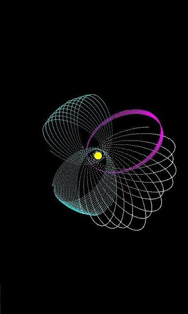 Gravity Particles Freeのスクリーンショット_4