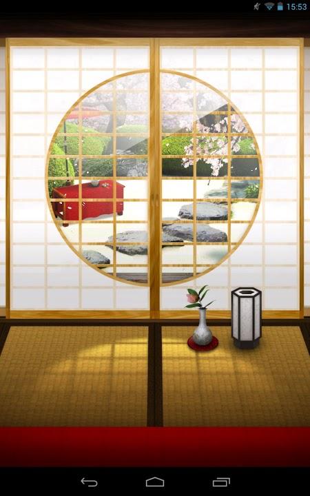 Zen Garden -Spring- ライブ壁紙のスクリーンショット_3