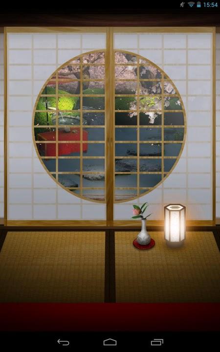 Zen Garden -Spring- ライブ壁紙のスクリーンショット_5
