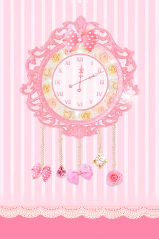 princess clock ライブ壁紙[FL ver.]のスクリーンショット_3