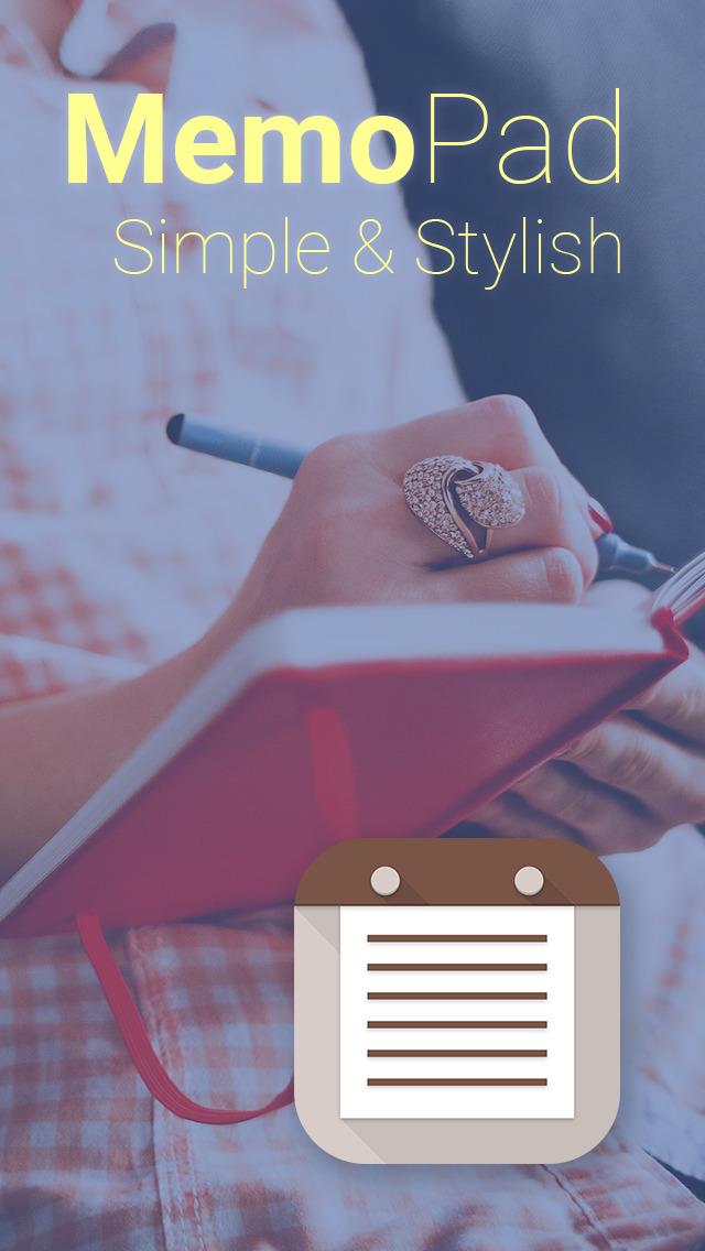 メモ帳 - シンプルでスタイリッシュな無料のノートアプリのスクリーンショット_2